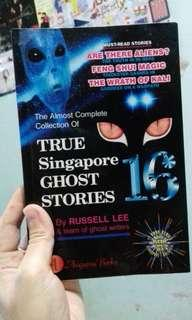 True Singapore Ghost Stories 16# by Russel Lee