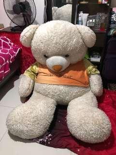 Reprice !! Giant teddy bear 🐻 ❤️