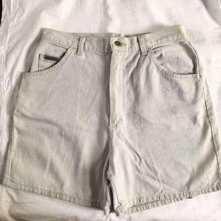 LEE Highwaist shorts