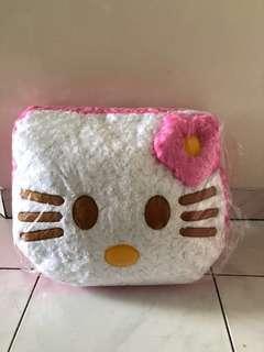 Boneka kepala hello kitty besar(new) masih diplastik