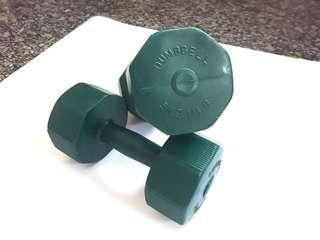 5 Kg Dumbell weights