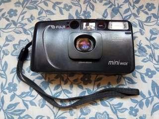 Fuji dl-500 wide date film camera 菲林相機
