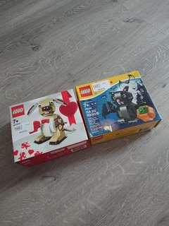 Brand new in box Seasonal Lego set
