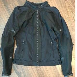 Dainese Women's Air-Frame Textile Jacket Size 42 (Medium) (with back protector!)