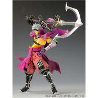 Revoltech 087 Sengoku Basara Chosokabe Motochika【日版】山口式 戰國 長曾我部元親   @KAZOEshop