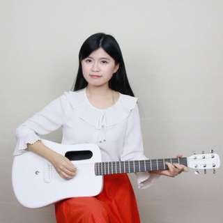 拿火碳纤维吉他Lava me carbon fiber guitar