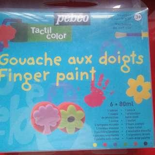 Finger print for kids