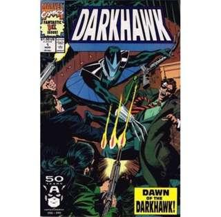 DARKHAWK #1 (1991) First issue! 1st Appearance