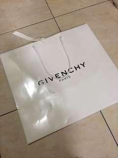 Givenchy paperbag original
