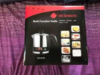 Multi function kettle