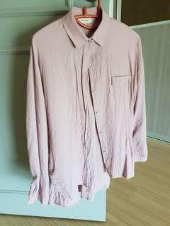 Pink Milktee Blouse