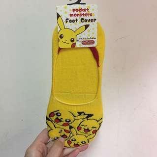 比卡超卡通襪  Pokemon Sock❤️