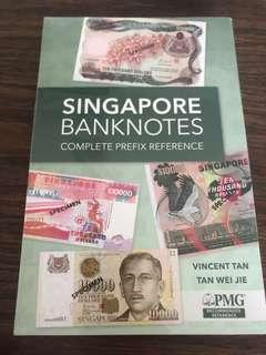 All abut singapore bank notes the Best book