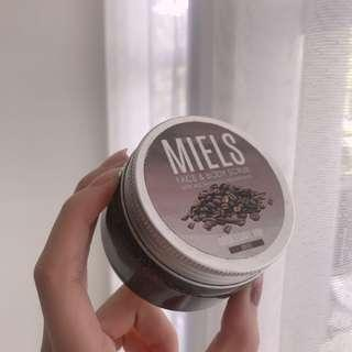 The Dark Desire Charcoal Scrub - Miels Face & Scrub