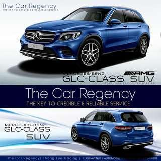 Mercedes-Benz GLC-Class GLC250 4MATIC (A)