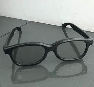 📽🕶 二手 100%正貨 3D Movie Glasses 立體電影眼鏡