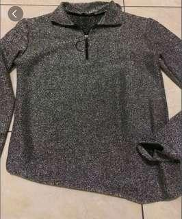 Zara basic women blouse
