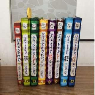 Diary of a wimpy kid (various title)