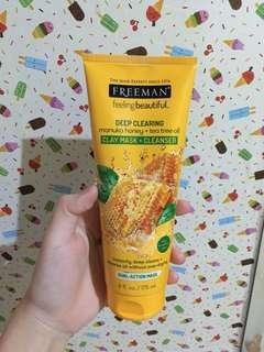 Freeman Claymask and Cleansing
