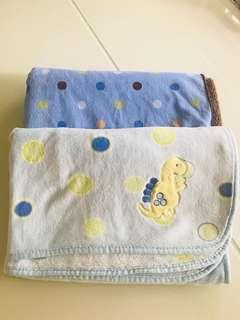Newborn blankets