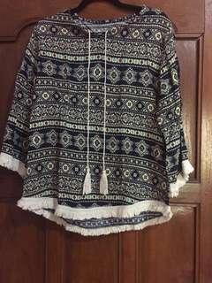 #jaksel50 blouse bohemian