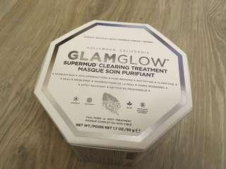 Glamglow supermus clearing treatment masque soin purifiant 50g