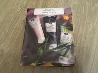 Origins Best in Mask Set (100g x 3)