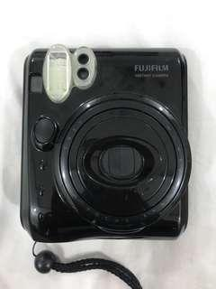 [Repriced] Polaroid Fujifilm Instax Mini 50s Piano Black