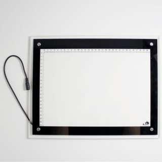 KUELOX LED Light Box/Sketching Pad A4/A3