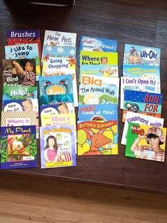 Books for pre schooler
