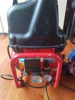 Air Compressor Sanding kit