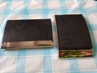 Steel Cards holders