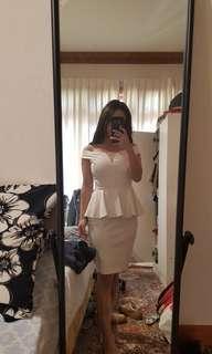 BRAND NEW Off-Shoulder Dress