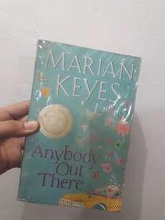 Books for sale! Marian Keyes Anybody Out There