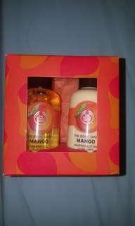 Shower Gel & Lotion