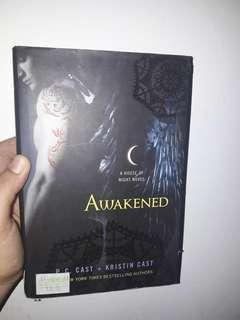 Bools for sale! Awakened by P.C. Cast + Kristin Cast