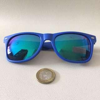 Blue UV Sunglasses