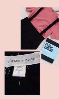 UO silence+noise Overall Dress