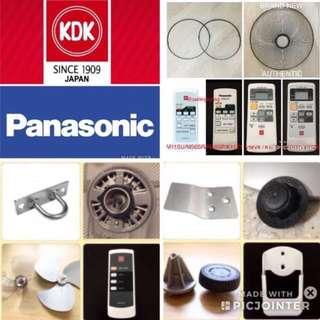 KDK accessories / Panasonic accessories