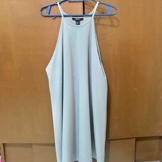 F21 Haltered Dress
