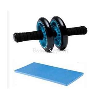 Ab Abdominal Roller Wheel (Blue)
