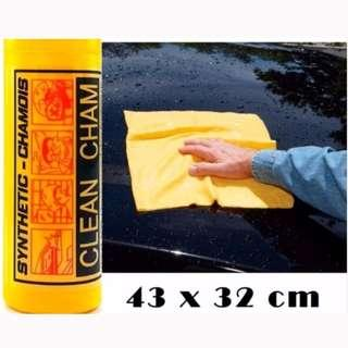 Clean Cham Synthetic Chamois