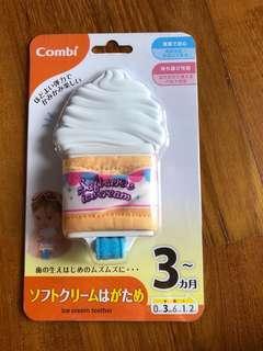 Combi ice cream teether