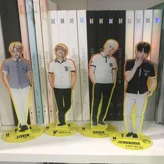 WTS BTS SMART acrylic stand