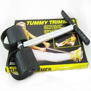 Tummy Trimmer Foot Rally For Exercise (Black)