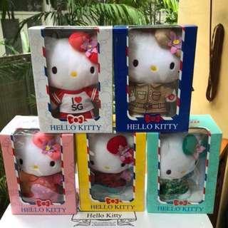 Hello Kitty SingPost SG 50 limited edition set