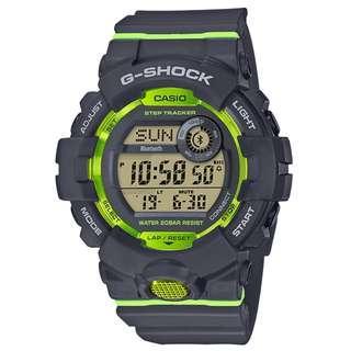 CASIO G-SHOCK G-SQUAD SERIES GBD-800-8 GSHOCK GBD800 GSQUAD