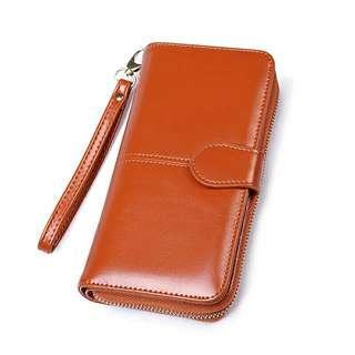 Long Vintage Fashionable Wallet