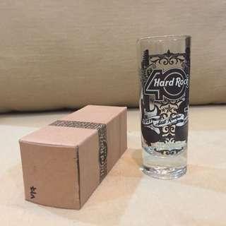 Hard Rock Cafe Glass Shot