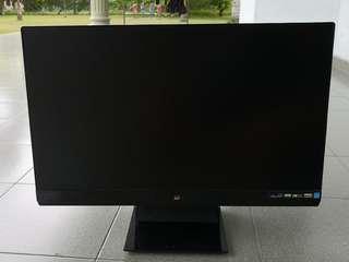 ViewSonic's VX2370Smh-LED Monitor 23.7 Inch